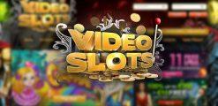 Slot Machines At Videoslots.com