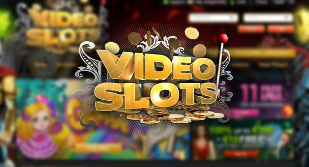Slot Machines At Videoslots.com
